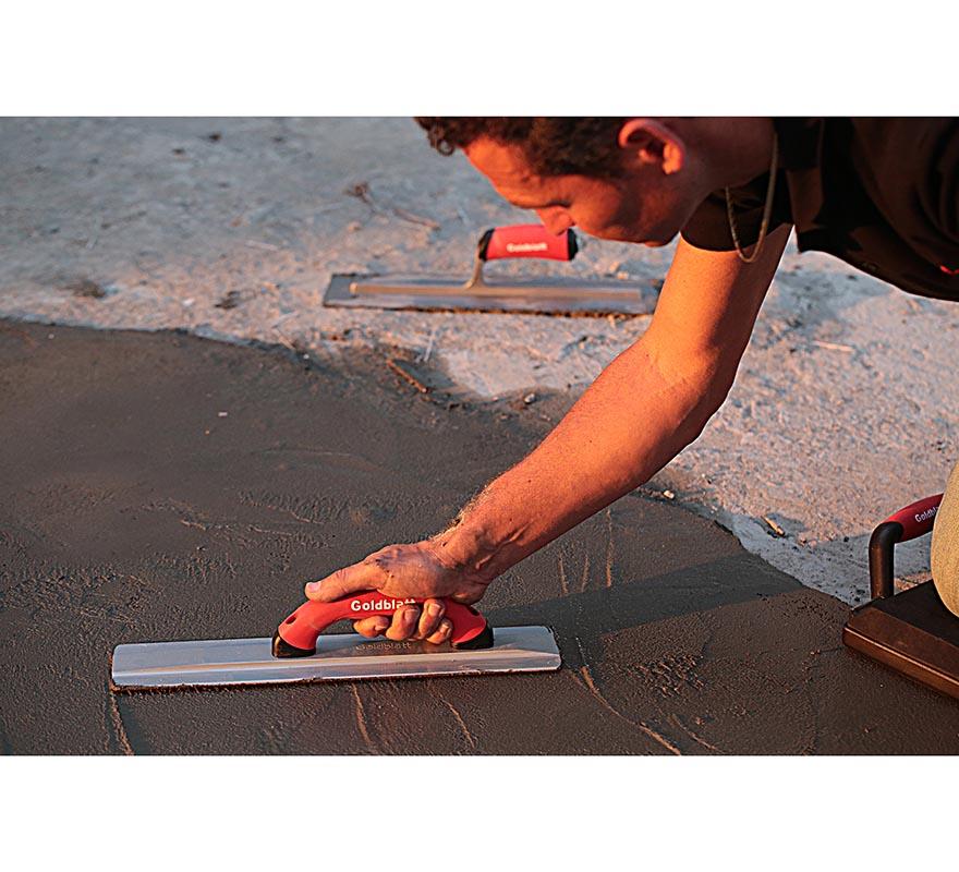 Soft Grip Handle Magnesium Float Goldblatt Tools